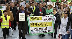 conflictos bancarios